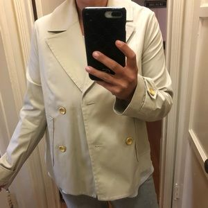 Anthropologie trench coat. NWT! Never worn!